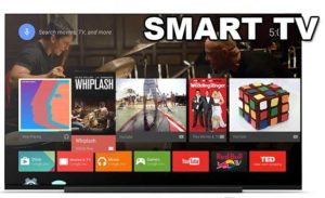 SMART TV COME FUNZIONA