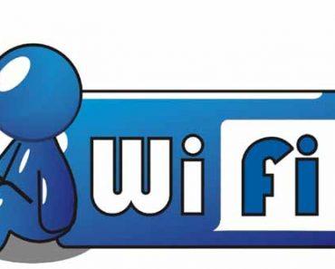 wifi sconnesso
