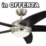 Ventilatori da Soffitto Con telecomando e luce
