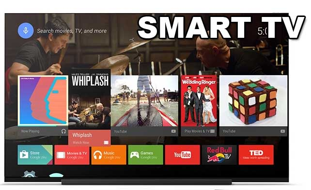 SMART TV COME FUNZIONA