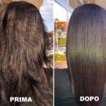 Stiratura alla Cheratina Come Avere i capelli lisci in modo Perfetto